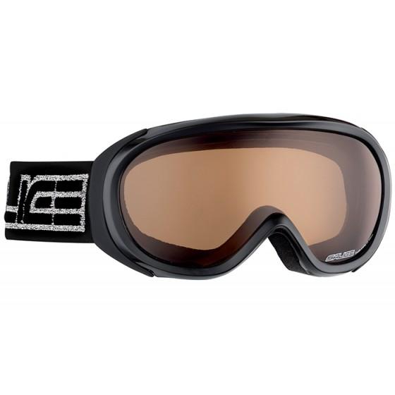 Очки горнолыжные Salice 804DAF BLACK/BROWN