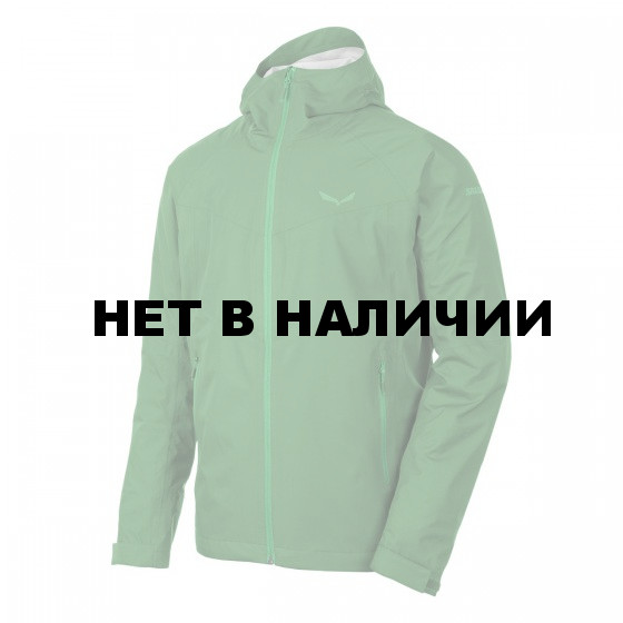 Куртка для активного отдыха Salewa 2016 PUEZ (AQUA 3) PTX M JKT highland green/5950