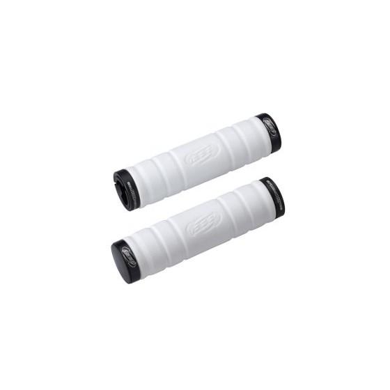 Грипсы BBB FoamFix 130mm white (BHG-18)