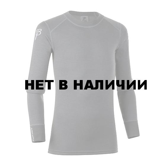 Футболка с длинным рукавом Bjorn Daehlie UNDERWEAR Shirt ACTIVE LS Gargoyle (Серый)