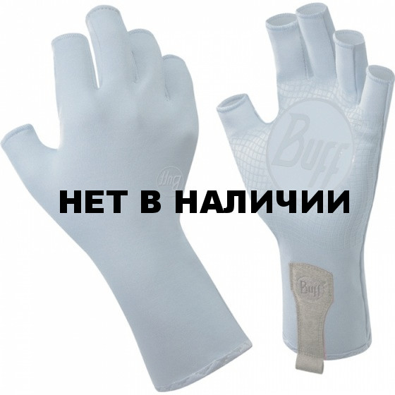 Перчатки рыболовные BUFF Watter Gloves BUFF WATER GLOVES BUFF GLACIER BLUE S/M