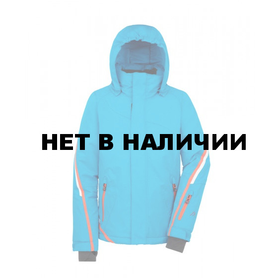 Куртка горнолыжная MAIER 2014-15 06--16 Gundi hawaiian ocean (голубой)