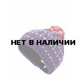 Шапка Salewa Alpine Headgear SENNES SW/WO BEANIE violet storm/0640