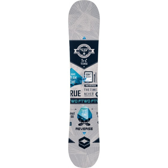 Сноуборд FTWO 2015-16 Reverse white