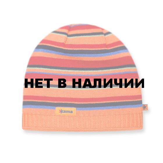 Шапки Kama A49 (orange) оранжевый