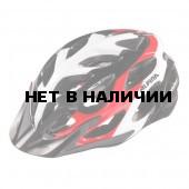 Летний шлем ALPINA 2016 MTB Mythos 2.0 black-white-red