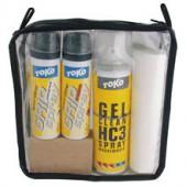 Набор мазей с гелем и пробкой TOKO Sport Line Grip spray