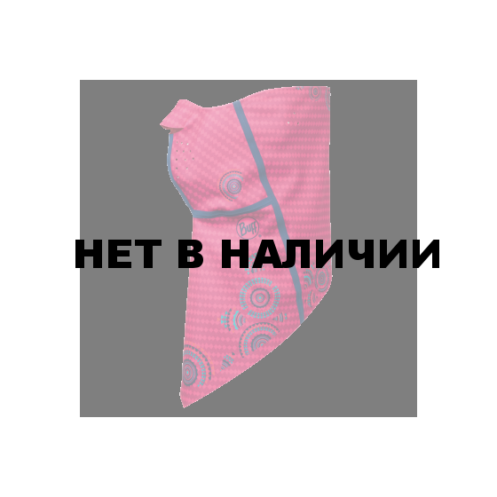 Бандана BUFF 2016-17 WINDPROOF WINDPROOF BANDANA BUFF LASTAT PINK CERISSE L/XL