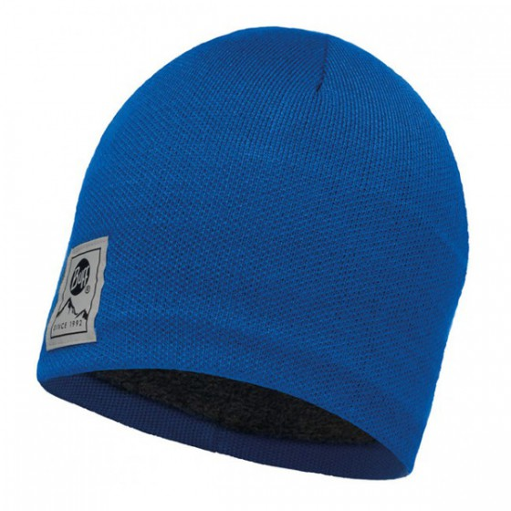 Шапка BUFF 2016-17 KNITTED & POLAR HAT BUFF® SOLID BLUE SKYDIVER-BLUE SKYDIVER-Standard
