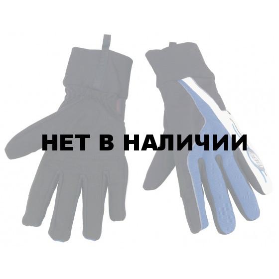 Перчатки велосипедные BBB HighShield blue (BWG-14)