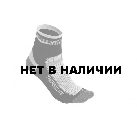 Носки BBB socks ThermoFeet black white (BSO-11)