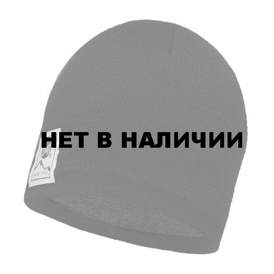 Шапка BUFF 2016-17 ACTIVE COLLECTION KNITTED & POLAR HAT BUFF® SOLID BLACK