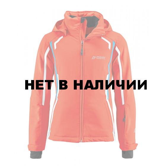 Куртка горнолыжная MAIER 2015-16 0616 Roxana fiery red
