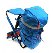Рюкзак-стул Silva Chair backpack 45L Blue