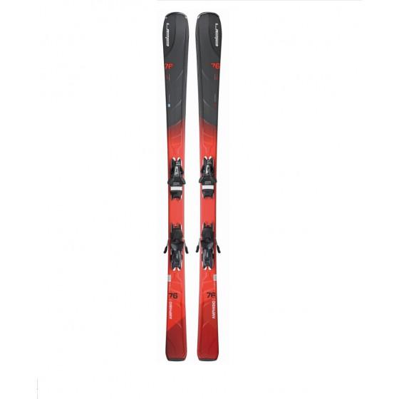 Горные лыжи с креплениями Elan 2016-17 AMPHIBIO 76 PS EL11.0