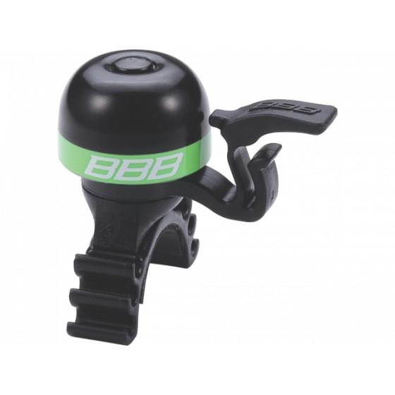 Звонок BBB MiniFit black green (BBB-16)