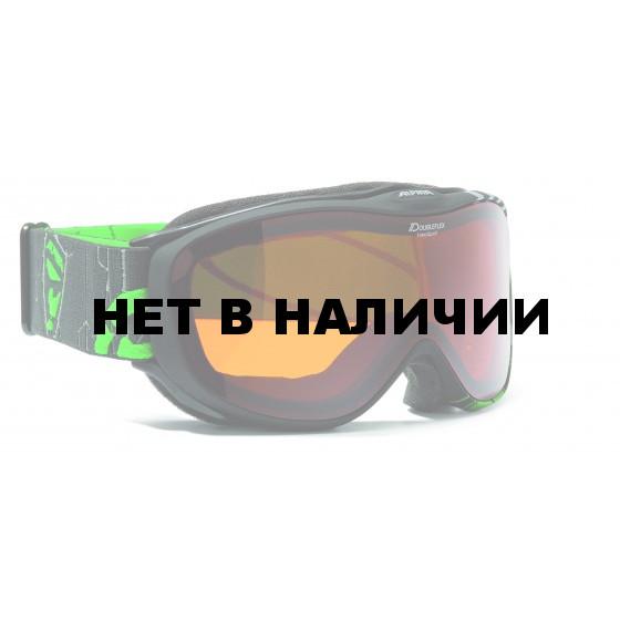 Очки горнолыжные Alpina FREESPIRIT DH black_DH S2