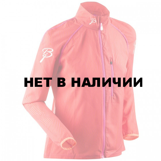 Куртка беговая Bjorn Daehlie 2016 JACKET/PANTS Jacket Confidence Women