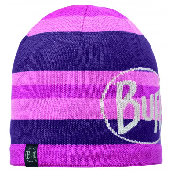 Шапка BUFF 2015-16 KNITTED HATS BUFF OVEL PLUM