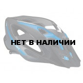 Летний шлем BBB Elbrus with visor matt black/blue (BHE-34)