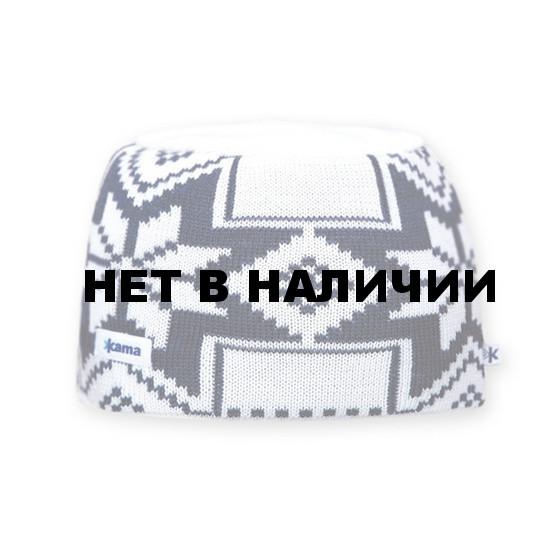 Шапки Kama A23 (off-white) белый
