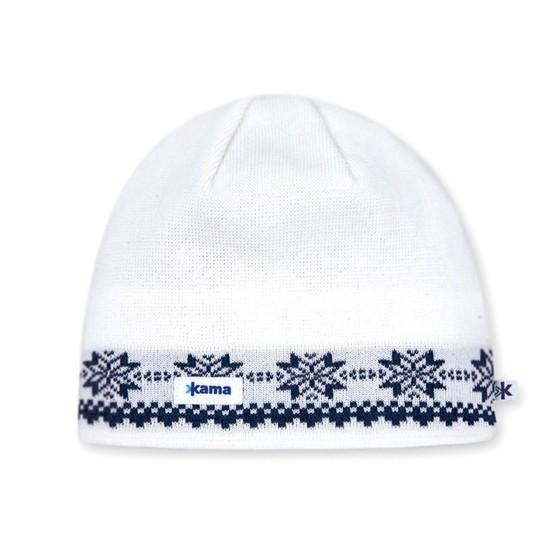 Шапки Kama A11 (off-white) белый