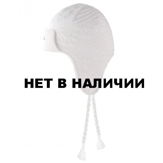 Шапка Kama 2016-17 B66 off white
