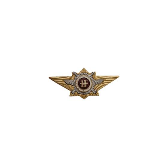 Нагрудный знак Классность о/с МВД Наставник металл