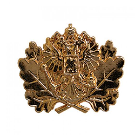 Эмблема петличная Лесная металл