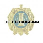 Эмблема петличная Судебные приставы воротниковая металл