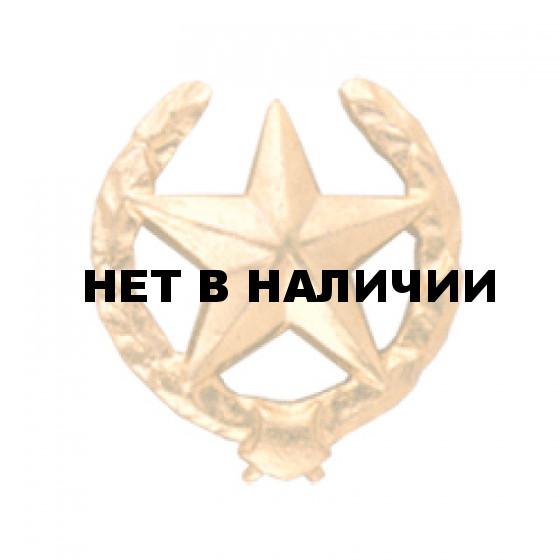 Эмблема петличная Сухопутные войска повседневная металл