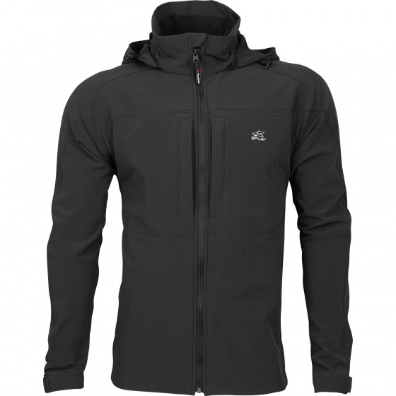 Куртка Armour Polartec SoftShell черная
