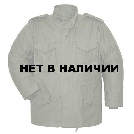 Куртка M-65 Olive Green с подстежкой Alpha Industries