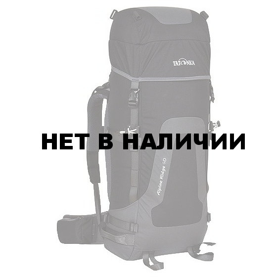 Рюкзак Alpine Ridge 40 Black/Charcoal