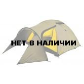 Палатка ZAMOK 3* green, 420x190x115