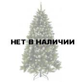 Елка Триумф Императрица с шишками заснеженная 73542 (230 см)