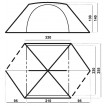 Палатка Баск BONZER 4
