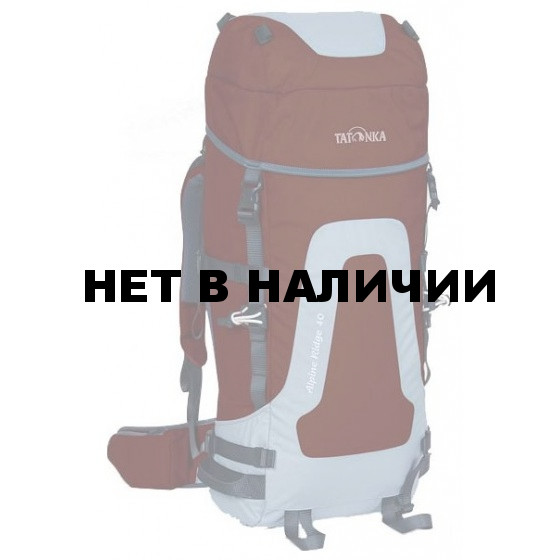 Рюкзак Alpine Ridge 40 Salsa/Grey