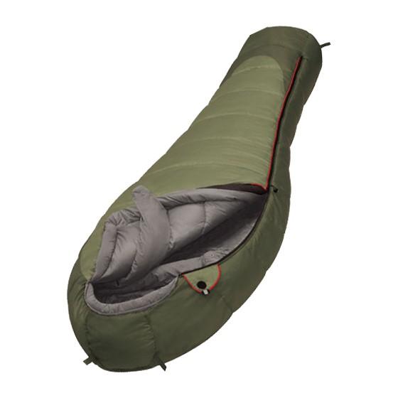 Мешок спальный ALEUT oliv, правый