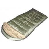 Спальный мешок Husky 400 зеленый L