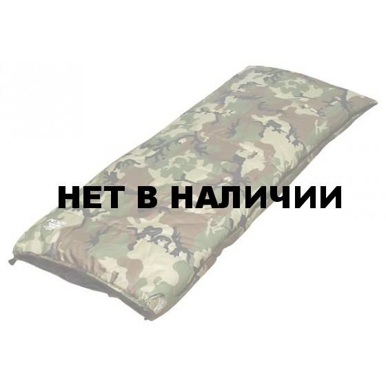 Спальный мешок Scout 200 камуфлированный R