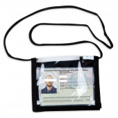 Бейдж TT ID HOLDER black, 7628.040