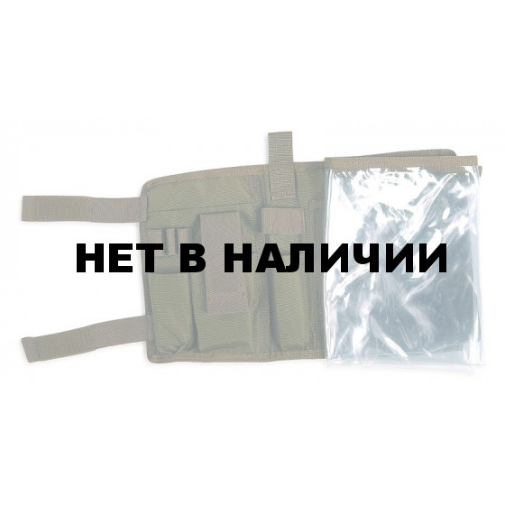 Планшет-органайзер под карту TT Map Case Large, 7623.331, olive