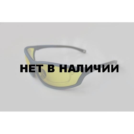 Очки защитные MASTER ONE с желтой линзой (Combatshop)