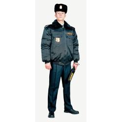Куртка зимняя укороченная смесовая 5217Г