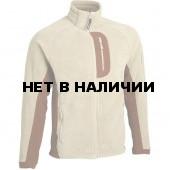 Куртка Macalu 2-цветная Polartec песок / root bear