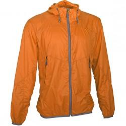 Ветровка Breeze оранжевая
