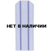 Погоны ФСБ на рубашку с 2 просветами