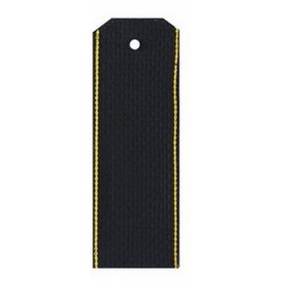 Погоны ВМФ черные с желтым