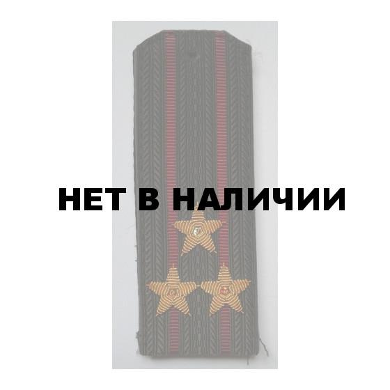 Погоны ВВ Полковник вышитые золото